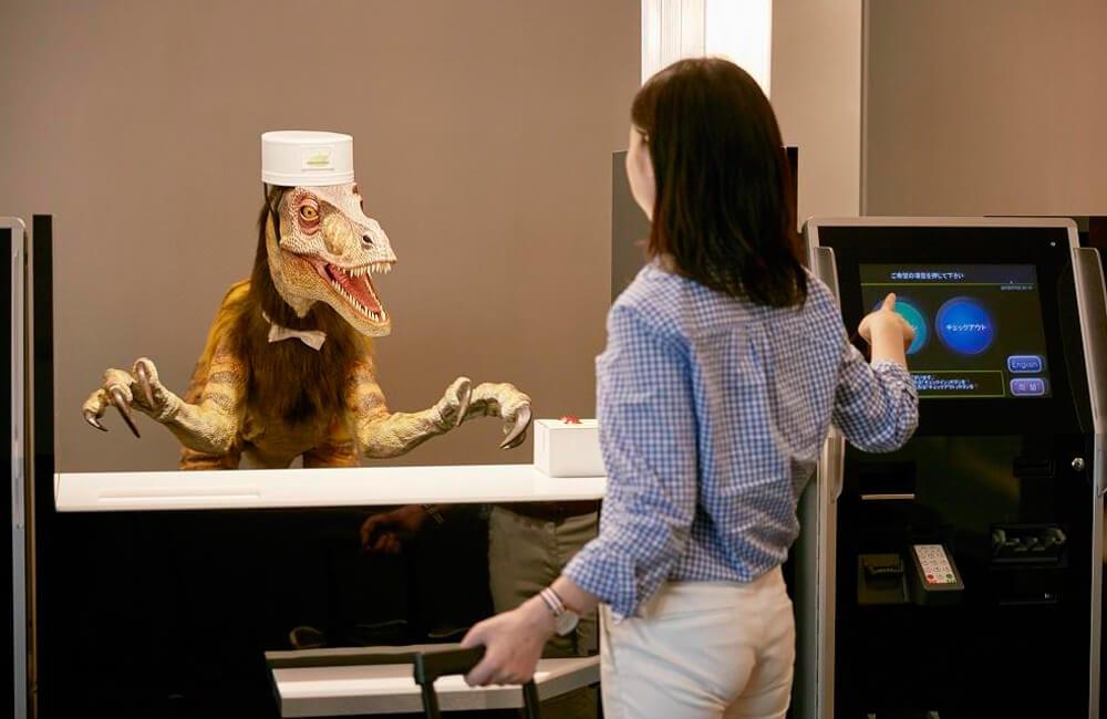 Robotic Dinosaurs @TravelMagazine / Twitter.com