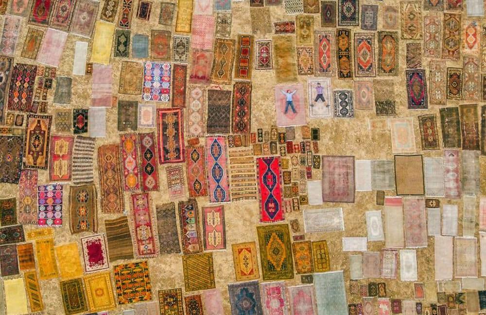 Carpet Field © Mehmet AslanReport / droneawards.photo