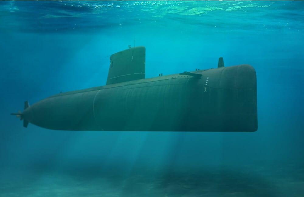 Naval submarine © noraismail / Shutterstock.com