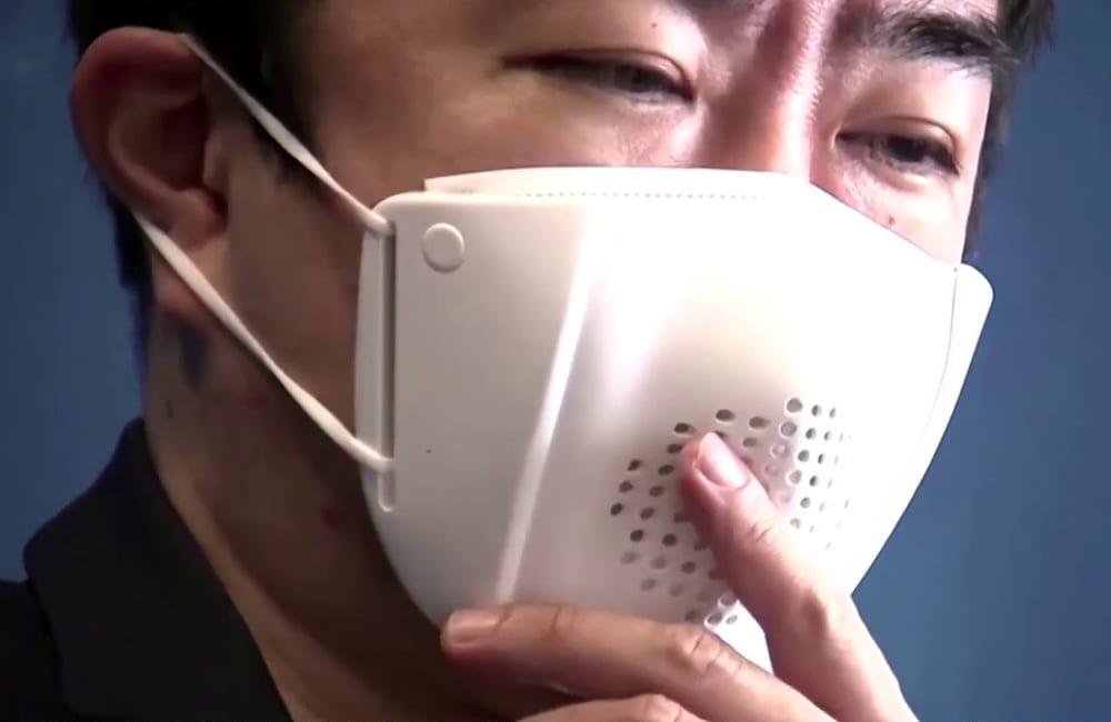 Translating Smart Mask @ Sharjah24 News / Youtube.com