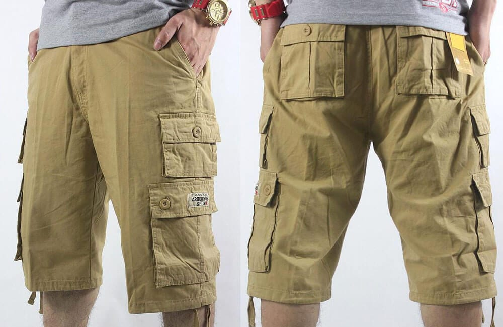 Cargo Shorts @vinischaumkel / Pinterest.co