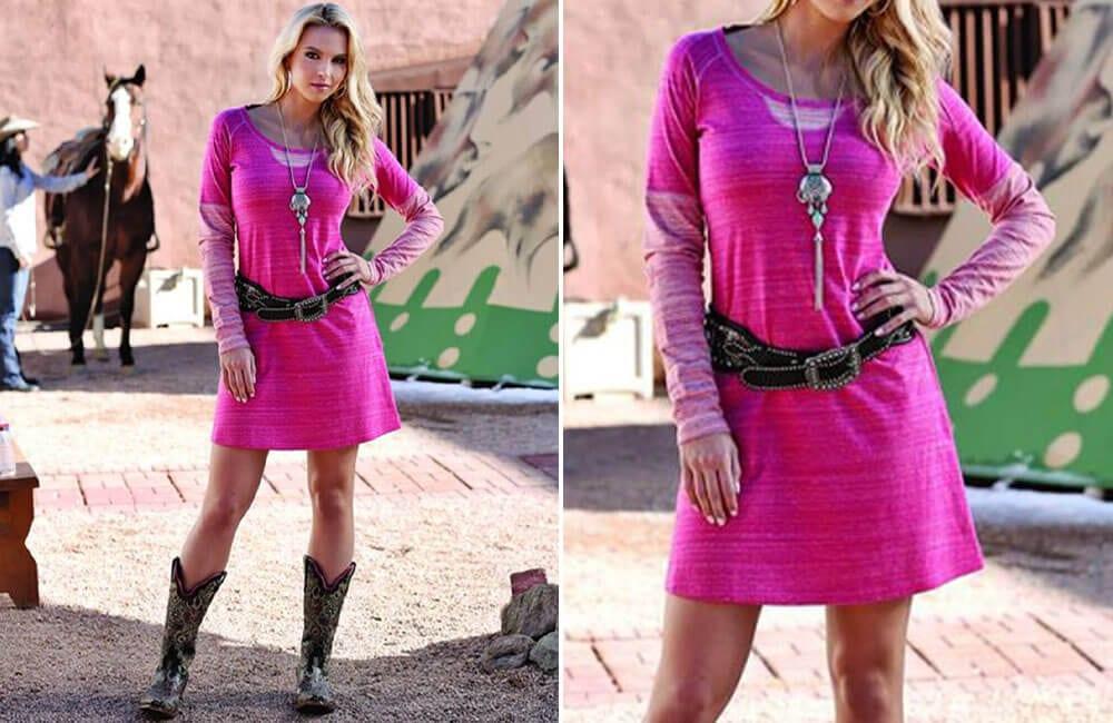 Jersey Dresses @barnonecountry / Pinterest.com