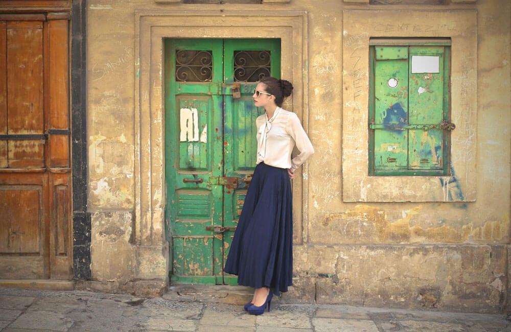 Long Skirts © Ollyy / Shutterstock.com
