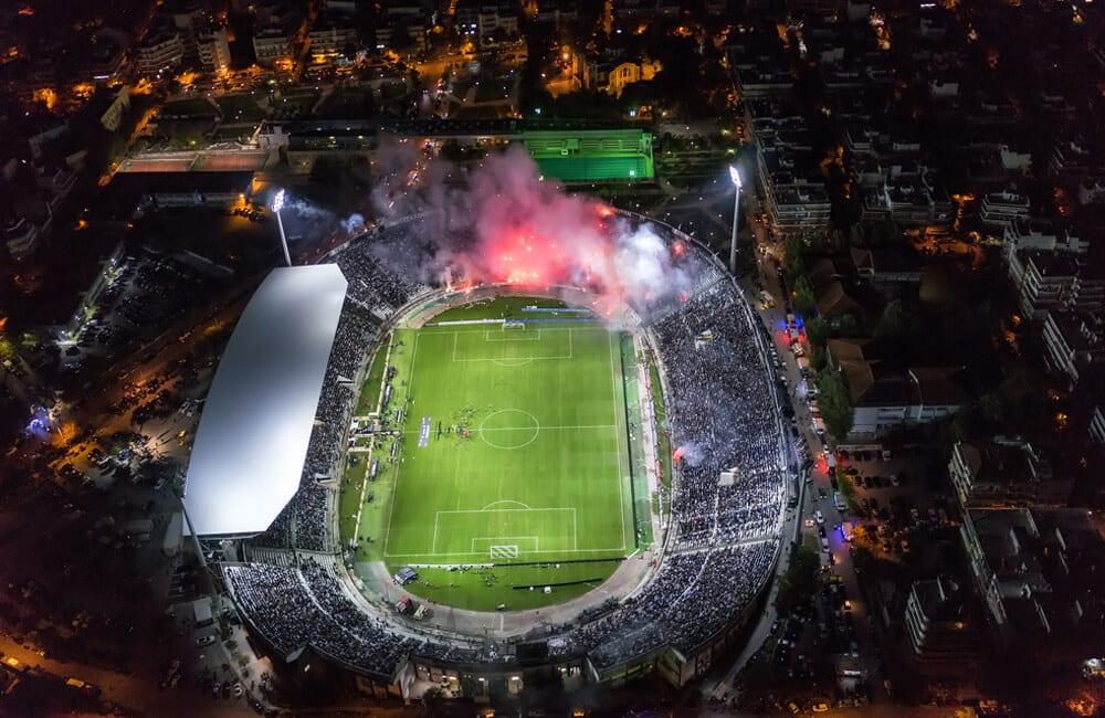Football Fans in Greece © Ververidis Vasilis / Shutterstock.com