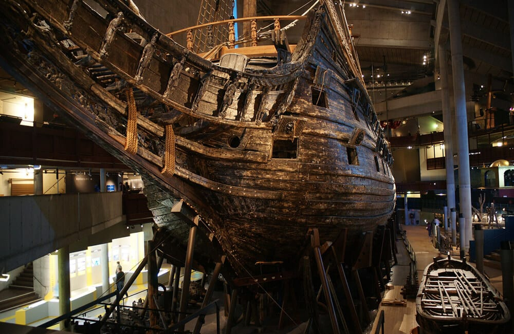 The Sinking of the Vasa © JavierKohen • CC BY-SA 3.0 / Wikimedia.org