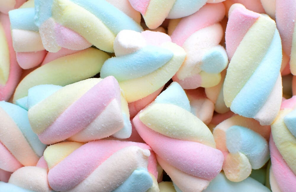 Marshmellows © Oksana Lyskova / Shutterstock.com