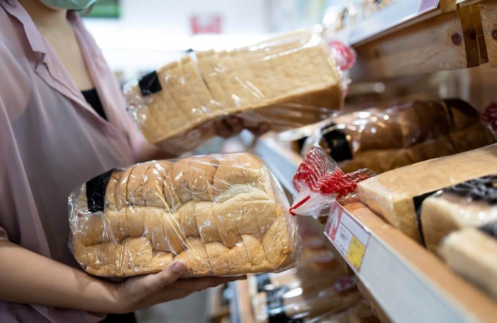 Packaged Bread © CGN089 / Shutterstock.com