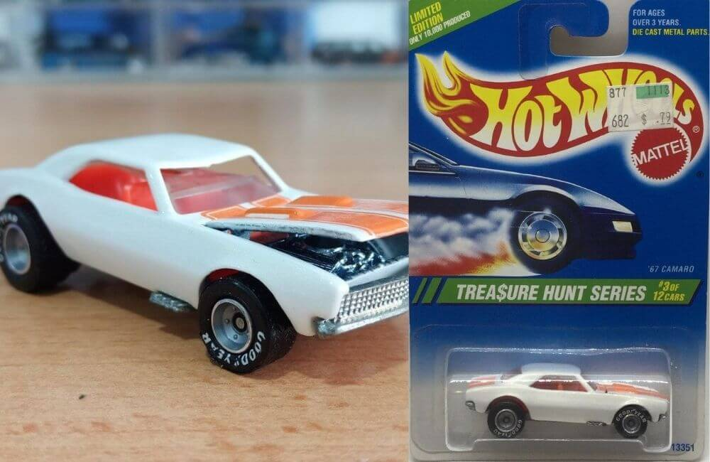 Hot Wheels - '67 Camaro @ collecto / Twitter