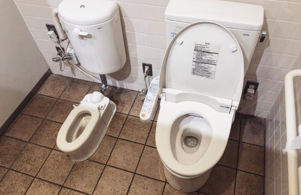 Next Level Bathrooms @ammoprod / Instagram.com