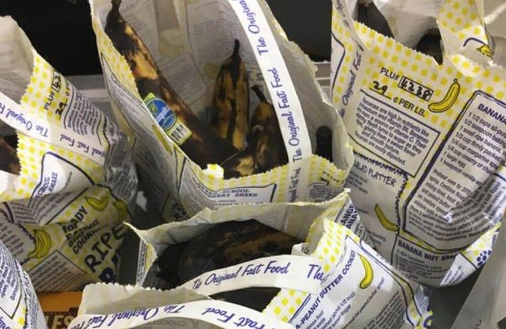 Ready Made Banana Bread Bags @Quora / Pinterest.com