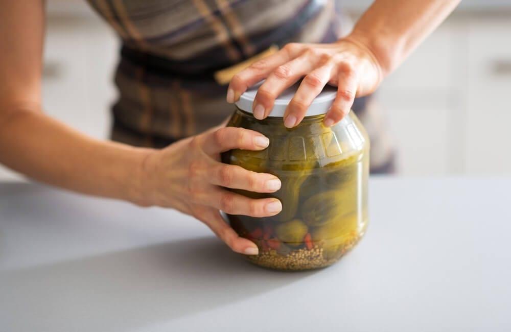 Pickle Jars © Alliance Images / Shutterstock.com