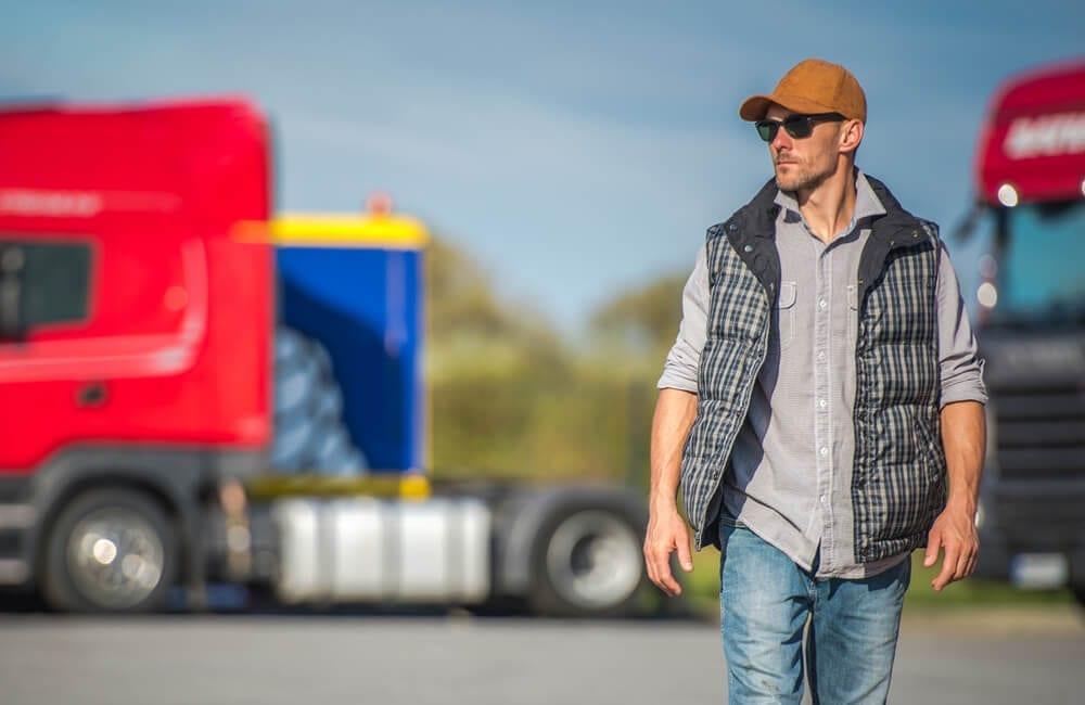 Truckers © Virrage Images / Shutterstock.com