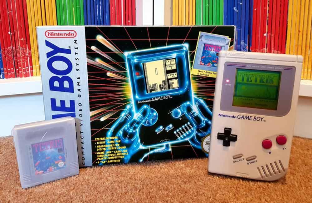 Nintendo Game Boy @Lord_Arse / Twitter.com