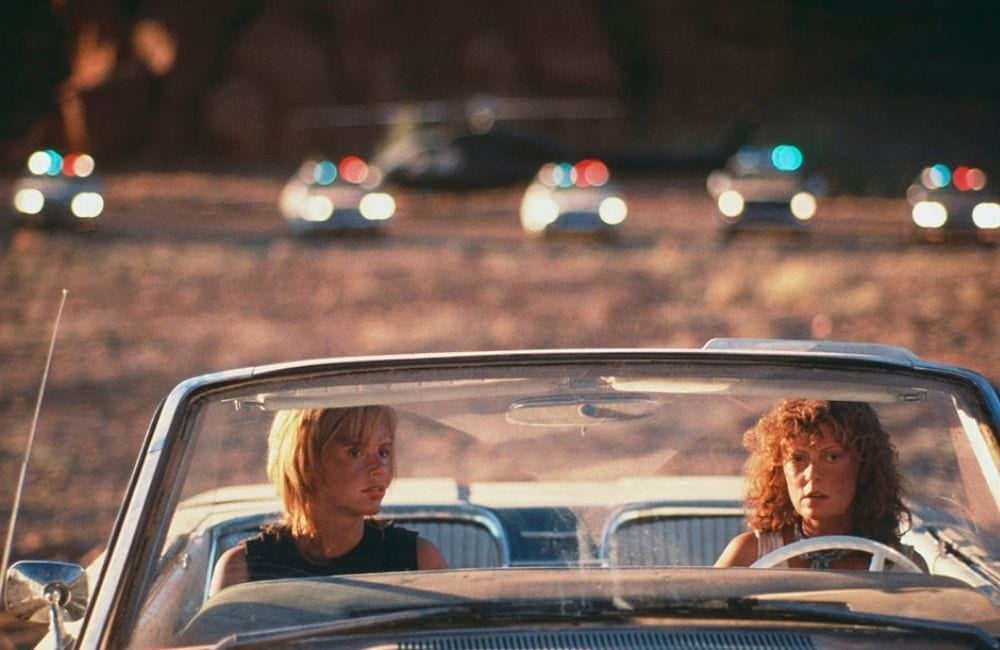 Thelma And Louise (1991) © Fotos International/Getty Images