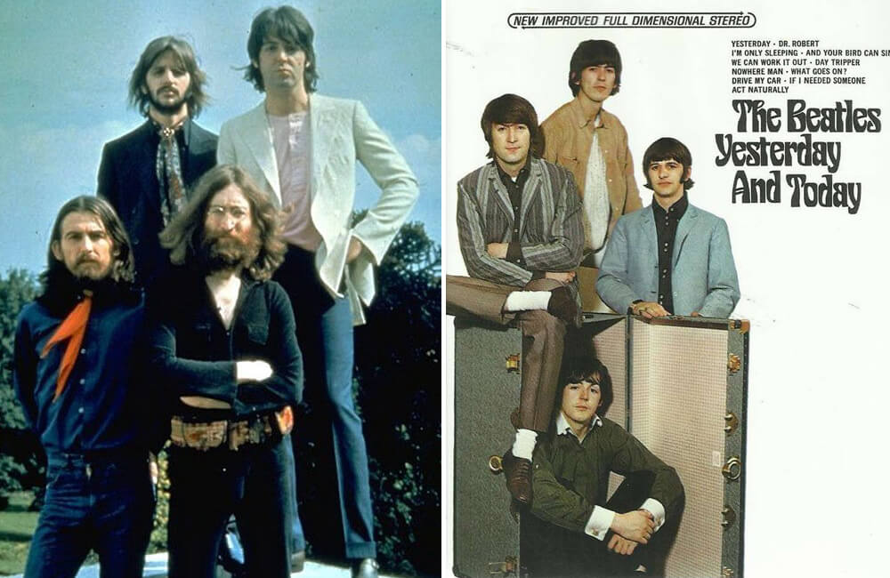 The Beatles @AgaAgnes666 | Yesterday & Today @FabFourFanAttic / Twitter.com