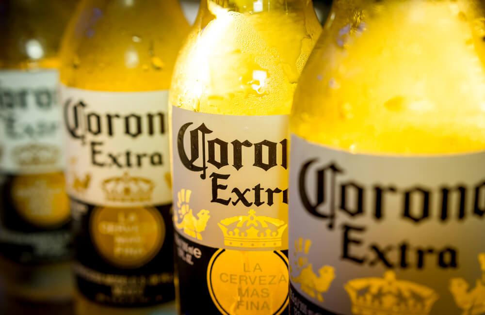 Corona Beer ©Michael D Edwards/Shutterstock