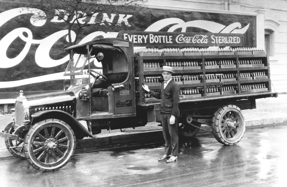 Coca Cola @Bettmann / Contributor (Getty Images)