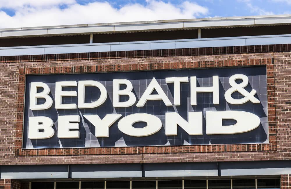 Bed Bath & Beyond ©Jonathan Weiss/Shutterstock