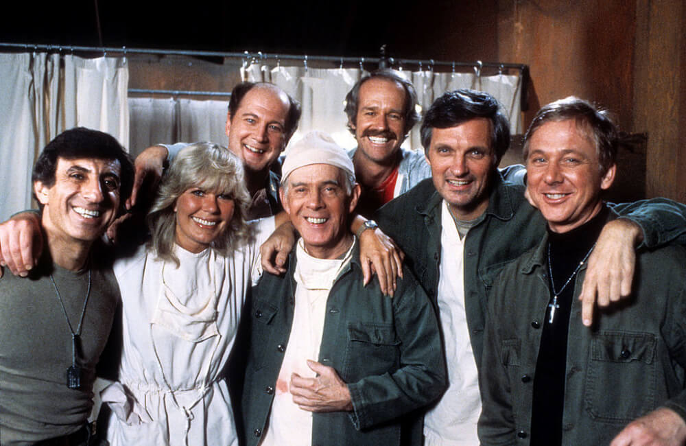 M*A*S*H', Circa 1978 © Photo by 20th Century-Fox TV/Getty Images