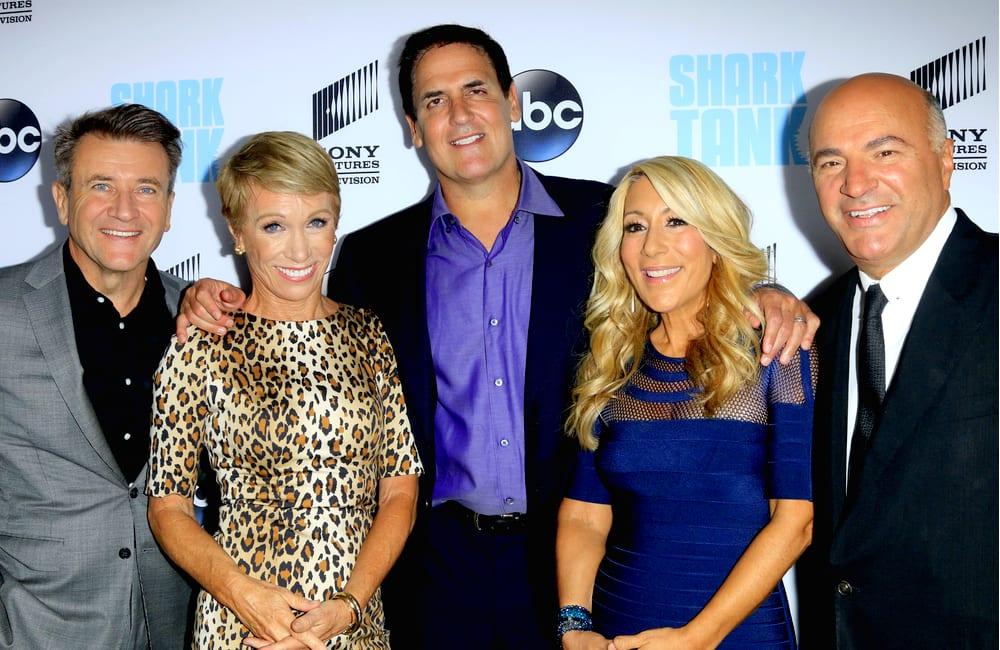 "The Sharks of ""Shark Tank"" © Kathy Hutchins / Shutterstock.com"