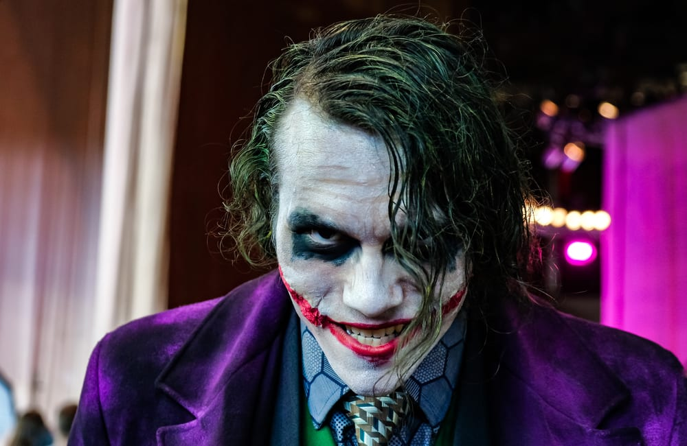 The Joker @ilikeyellow / Shutterstock.com