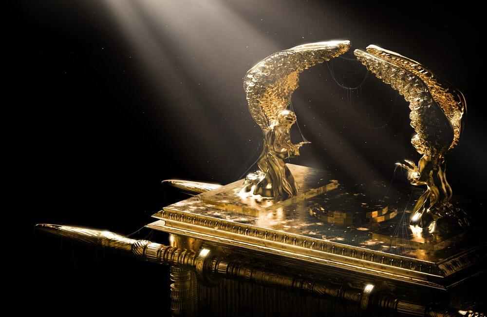 Ark of the covenant ©Fer Gregory/Shutterstock.com