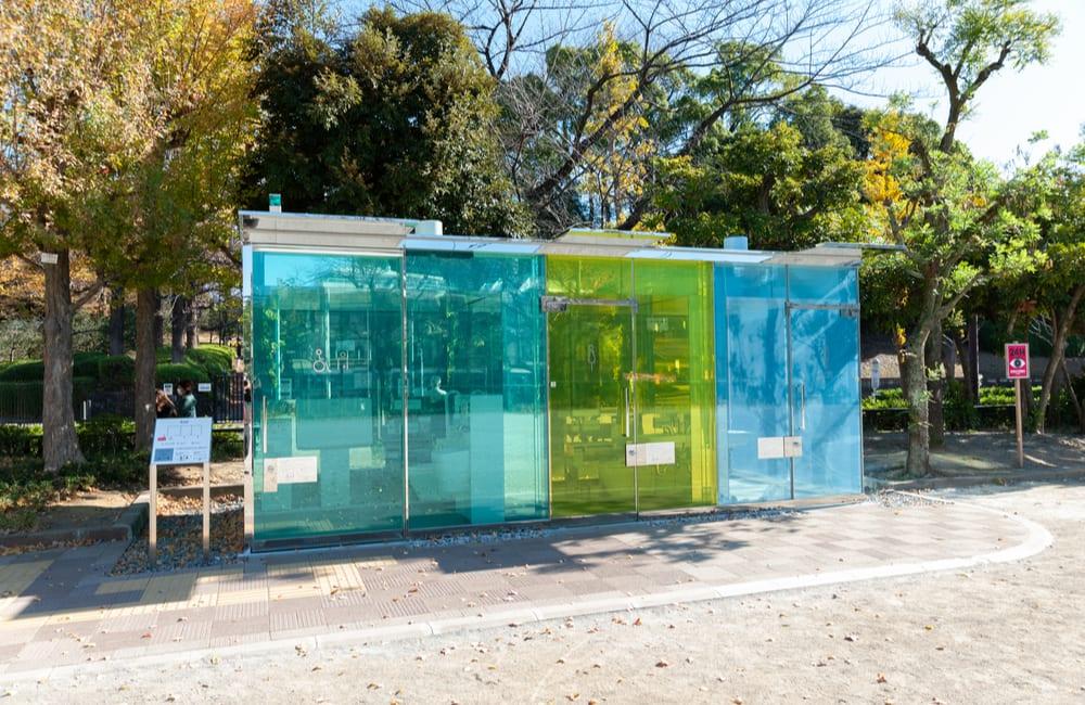 Japanese Public Toilets ©Sergio Yoneda / Shutterstock.com