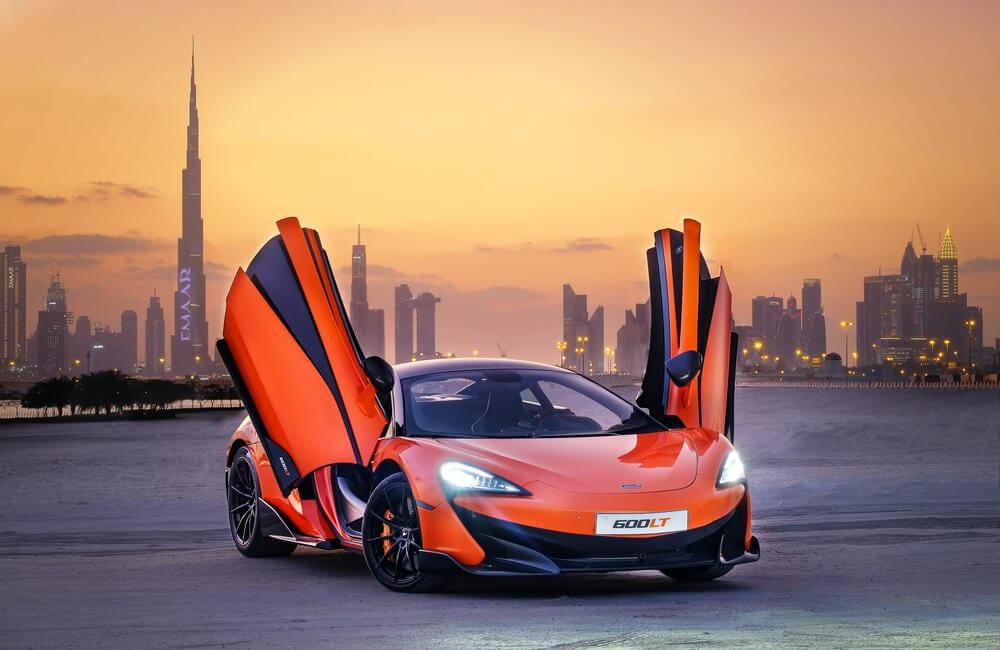 McLaren 570S ©Mesam/Shutterstock