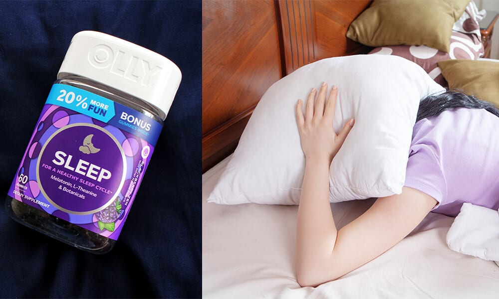 Sleeping @SasunBughdaryan / Shutterstock.com   @Melanie_J / Shutterstock.com