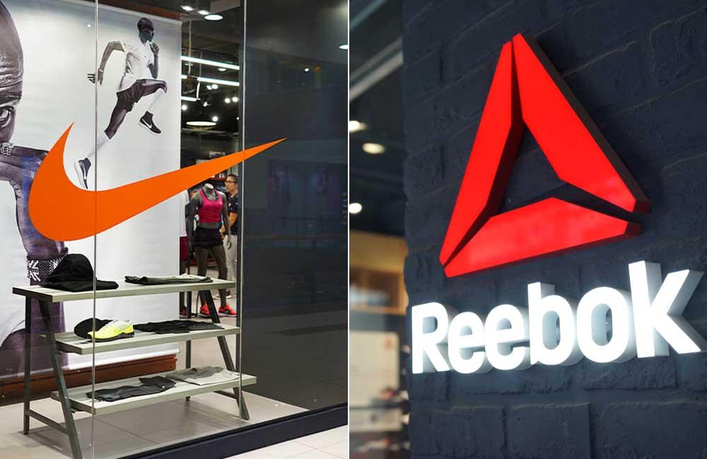 Nike vs Reebok @TY Lim / Shutterstock