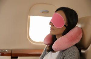 Travel Pillow @New Africa / Shutterstock.com