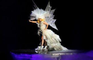 Lady Gaga @shutterstock