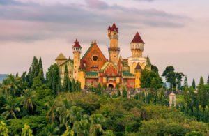 Fantasy World ©Michael D Edwards/Shutterstock